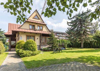 Zdjęcie główne - Apartament Czarny Potok LUX